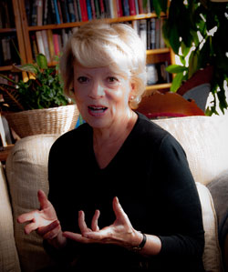 Barbara Symmons, Mindfulness Meditation Seminars